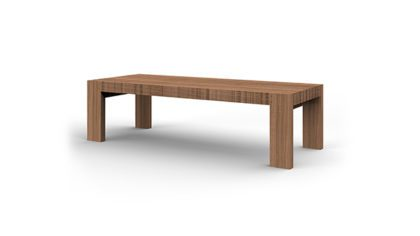 Desert 108″ Dining Table