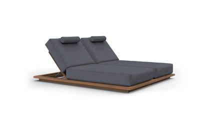 S2 Double Chaise Lounge