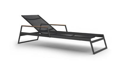 Greenwich Beach Arm Chaise