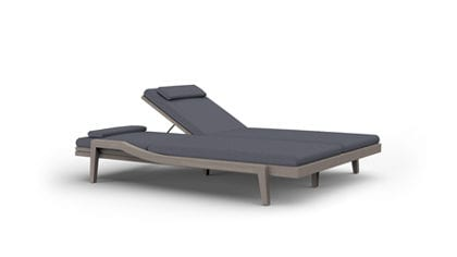 Reddington Double Chaise Lounge