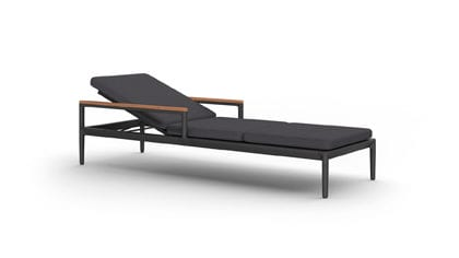 Chester Arm Pool chaise