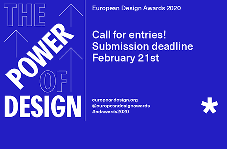 Call for entries EDAwards